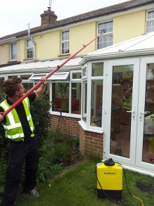 Great Totham Window Cleaner | Window Cleaning in Great Totham.
